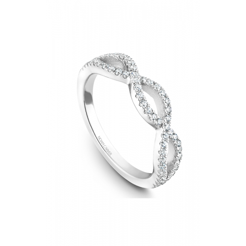 Noam Carver Stackables Wedding band STB24-1WM-D product image