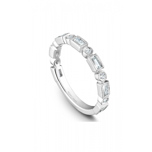 Noam Carver Stackables Wedding band STB30-1WM-D product image