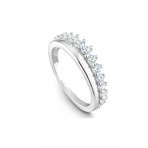 Noam Carver Stackables Wedding band STB32-1WM-D product image