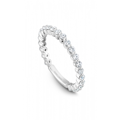 Noam Carver Stackables Wedding band STB38-1WM-D product image