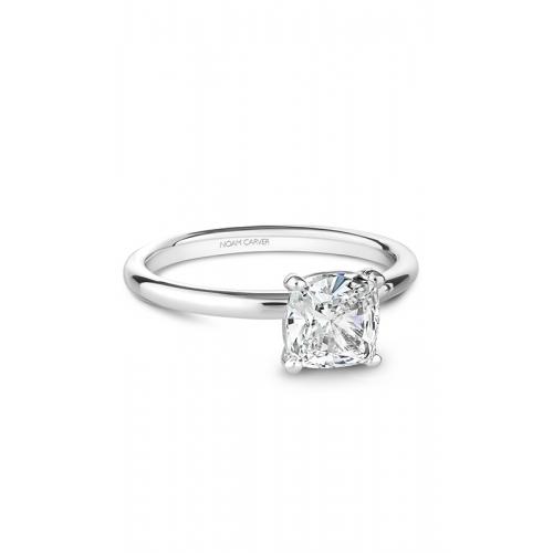 Noam Carver Solitaire Engagement ring B266-02WM product image