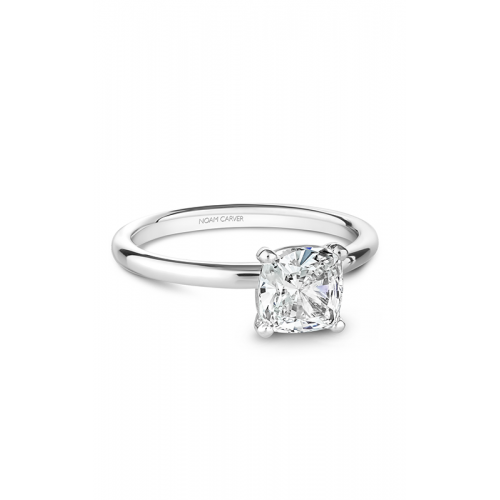 Noam Carver Solitaire Engagement ring B266-02WS product image