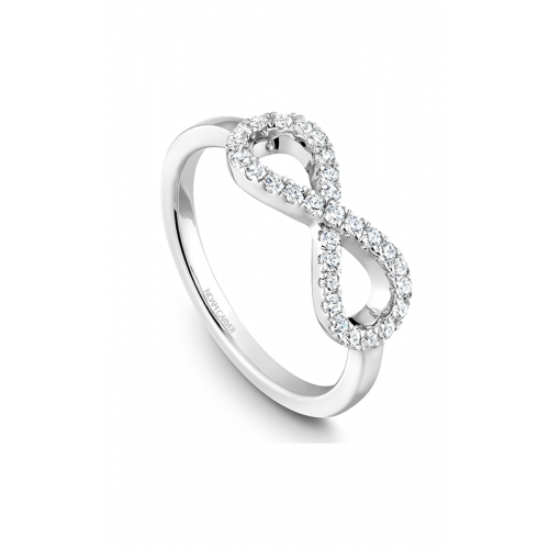 Noam Carver Stackables Wedding band STB29-1WS-D product image