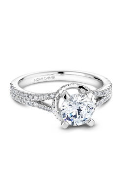 Noam Carver Modern Engagement Ring B088-01WM product image