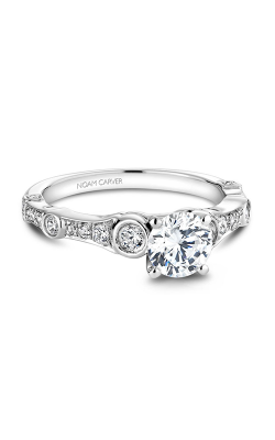 Noam Carver Vintage Engagement Ring B047-01WM product image