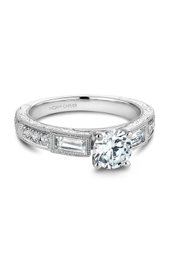 Noam Carver Vintage Engagement Ring B058-01WM product image