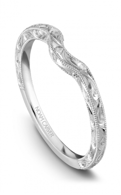 Noam Carver Wedding Bands B004-02EB product image