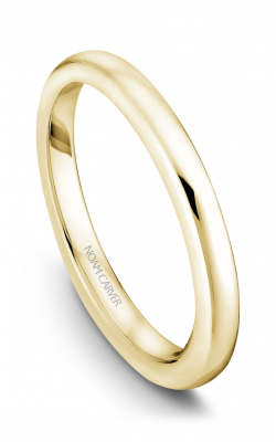 Noam Carver Wedding Band B038-02YB product image