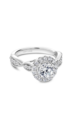 Noam Carver Modern Engagement Ring B160-01A product image
