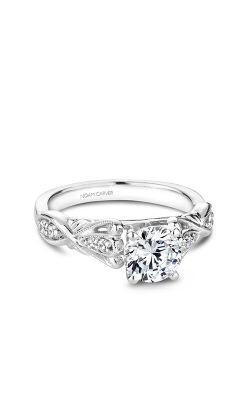 Noam Carver Vintage Engagement ring B162-01WM product image