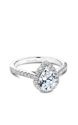Noam Carver Fancy Engagement ring B169-01A product image