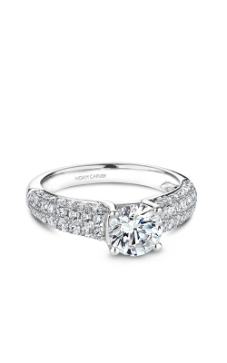 Noam Carver Modern Engagement ring B171-01WM product image