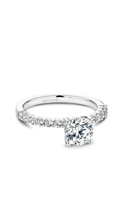 Noam Carver Engagement Ring Solitaire B178-01WM product image