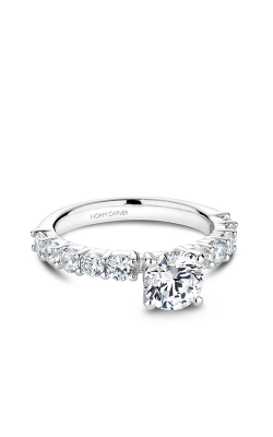 Noam Carver Engagement Ring Modern B178-03WM product image