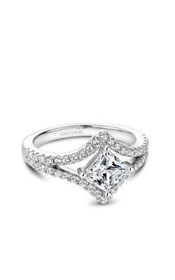 Noam Carver Engagement Ring Modern B209-01WM product image
