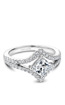 Noam Carver Regal Engagement Ring B209-01A product image