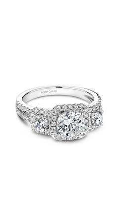 Noam Carver Engagement ring 3 Stone B210-01WM product image