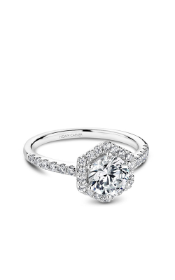 Noam Carver Modern Engagement Ring B214-01A product image