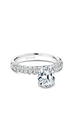 Noam Carver Fancy Engagement Ring B216-01A product image
