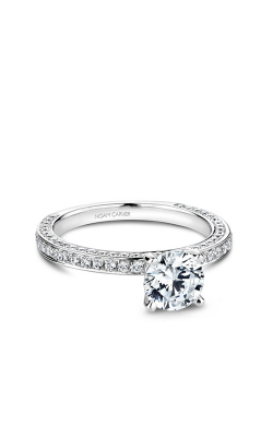 Noam Carver Engagement Ring Solitaire R048-01WM product image