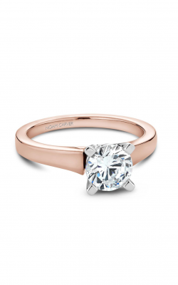 Noam Carver Engagement Ring Solitaire B006-03RME product image