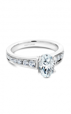 Noam Carver Fancy Engagement ring B006-04A product image
