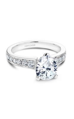 Noam Carver Fancy Engagement Ring B006-05A product image