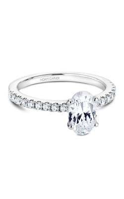 Noam Carver Engagement Ring Solitaire B017-02WM product image