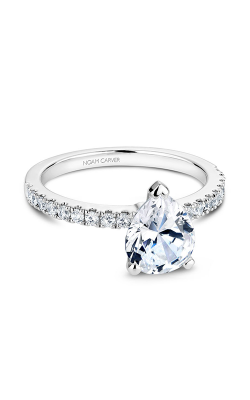 Noam Carver Engagement Ring Solitaire B017-03WM product image