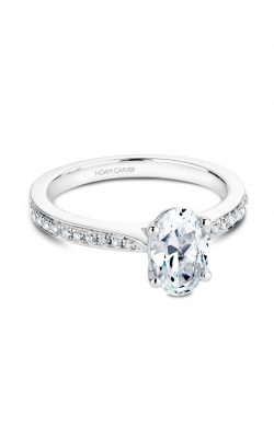 Noam Carver Engagement Ring Solitaire B018-03WM product image
