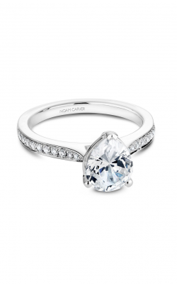 Noam Carver Engagement Ring Solitaire B018-04WM product image