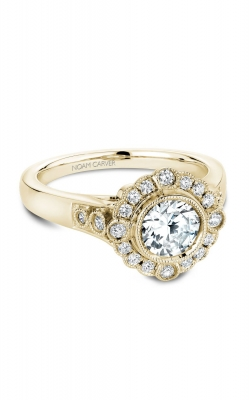 Noam Carver Vintage Engagement Ring B091-01YA product image