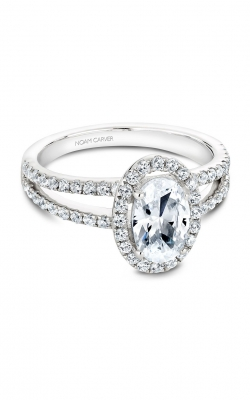 Noam Carver Fancy Engagement Ring B092-02A product image