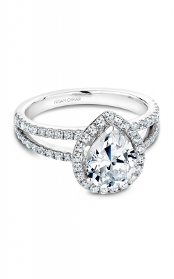 Noam Carver Fancy Engagement ring B092-03A product image