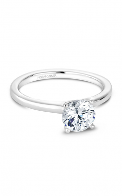 Noam Carver Solitaire Engagement Ring B101-02WM product image