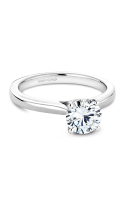 Noam Carver Solitaire Engagement Ring B140-01WM product image