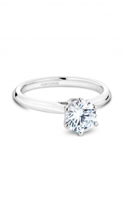 Noam Carver Solitaire Engagement Ring B143-17WM product image