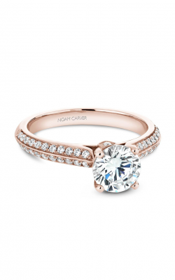 Noam Carver Vintage Engagement Ring B144-02RM product image