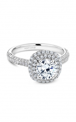 Noam Carver Classic Engagement ring B146-10A product image