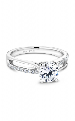 Noam Carver Engagement Ring Solitaire B165-01WM product image