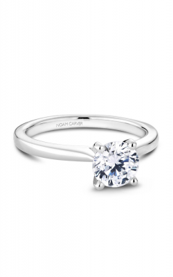 Noam Carver Solitaire Engagement Ring R045-01WM product image