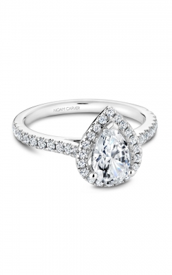 Noam Carver Fancy Engagement Ring R050-03A product image