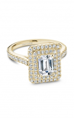 Noam Carver Fancy Engagement Ring R051-04YA product image