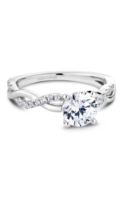 Noam Carver Engagement Ring Vintage B185-02WM product image