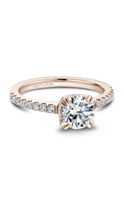 Noam Carver Solitaire Engagement ring B009-01RM product image
