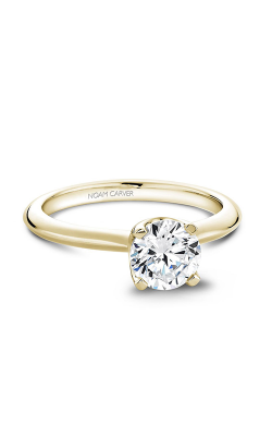 Noam Carver Solitaire Engagement Ring B027-01YM product image