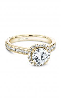 Noam Carver Halo Engagement ring B145-06YM product image