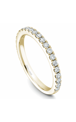 Noam Carver Stackables Wedding band STA3-1YM-D product image