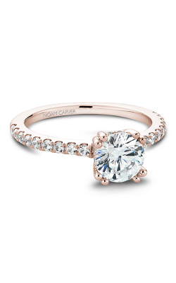 Noam Carver Engagement Ring Solitaire B004-01RM product image