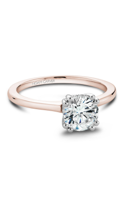 Noam Carver Engagement Ring Solitaire B004-04RWM product image